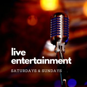 Live Weekend Entertainment Two Georges Cove